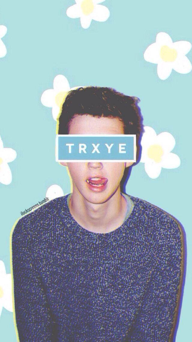 Troye Sivan TRXYE IPhone Wallpaper