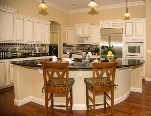 Attractive Google Image Result For  Http://smarthomekitchen.com/wp Content/uploads/2012/03/Kitchen Island  Designs With Seating Photos | For The Home | Pinterest ... Part 22