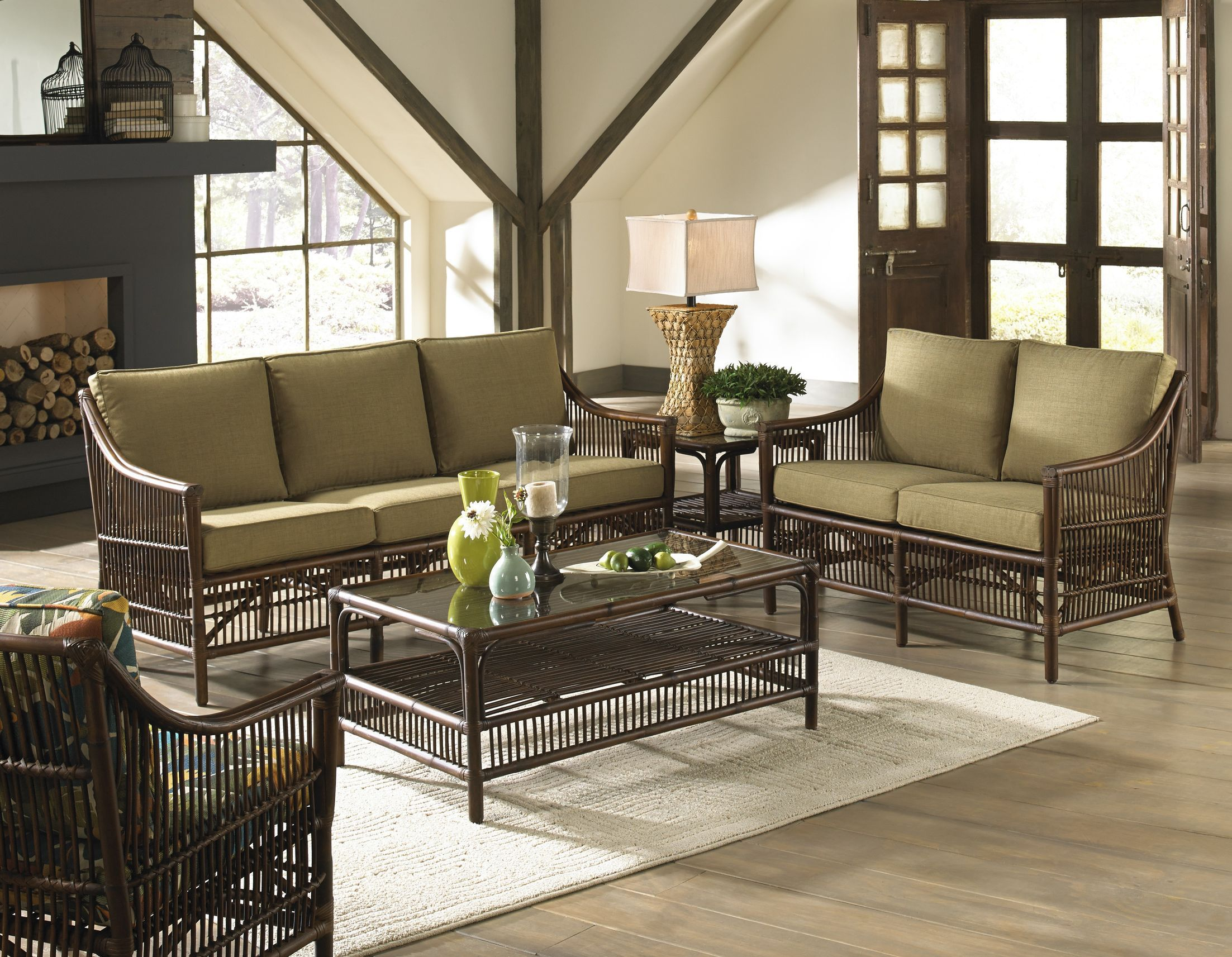 Luxury Panama Jack Sunroom Furniture
