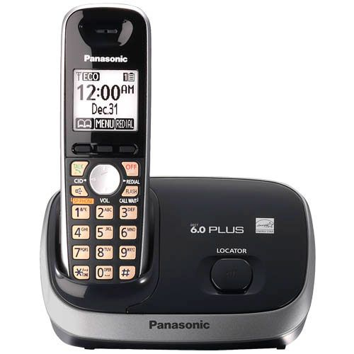 Panasonic Kx Tg6511 Dual Voltage Cordless Phone Http Goo Gl 69glga Cordless Phone Phone Cordless Telephone