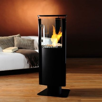 bioethanol ofen kemi dreieckig anthrazit feuer pinterest anthrazit ofen und feuer. Black Bedroom Furniture Sets. Home Design Ideas