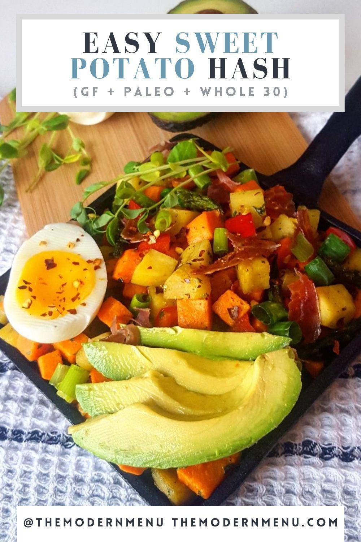 sweet potato on 30 day diet