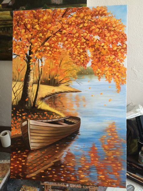 Wall Painting Paint Colors Wall Painting Ideas Painting Designs Wall Paint Design Interior Paint Ideas Mural Painting Landscape Paintings Canvas Painting