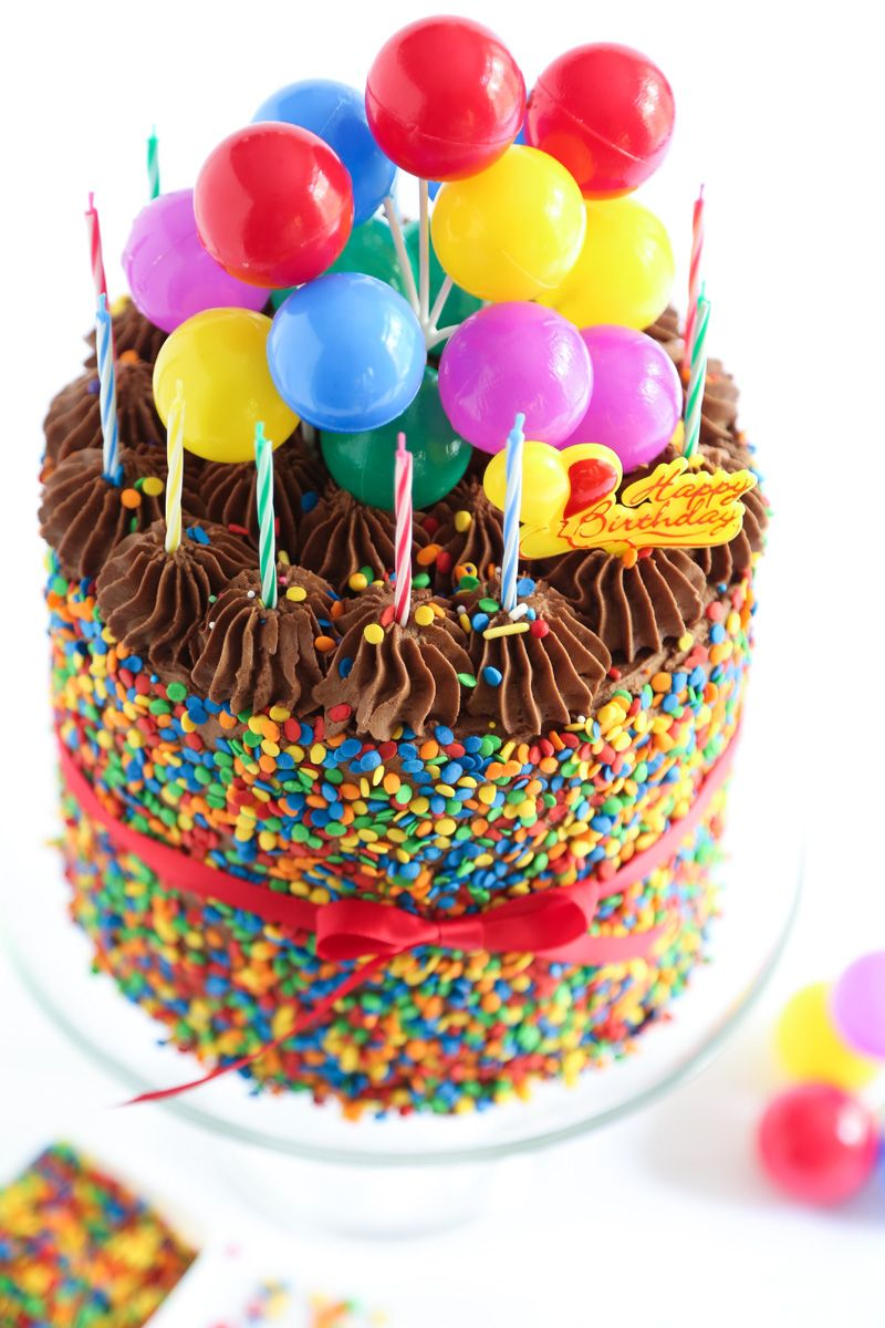 The Birthday Cake! | A - Birthday Cakes, Missellaneous ...