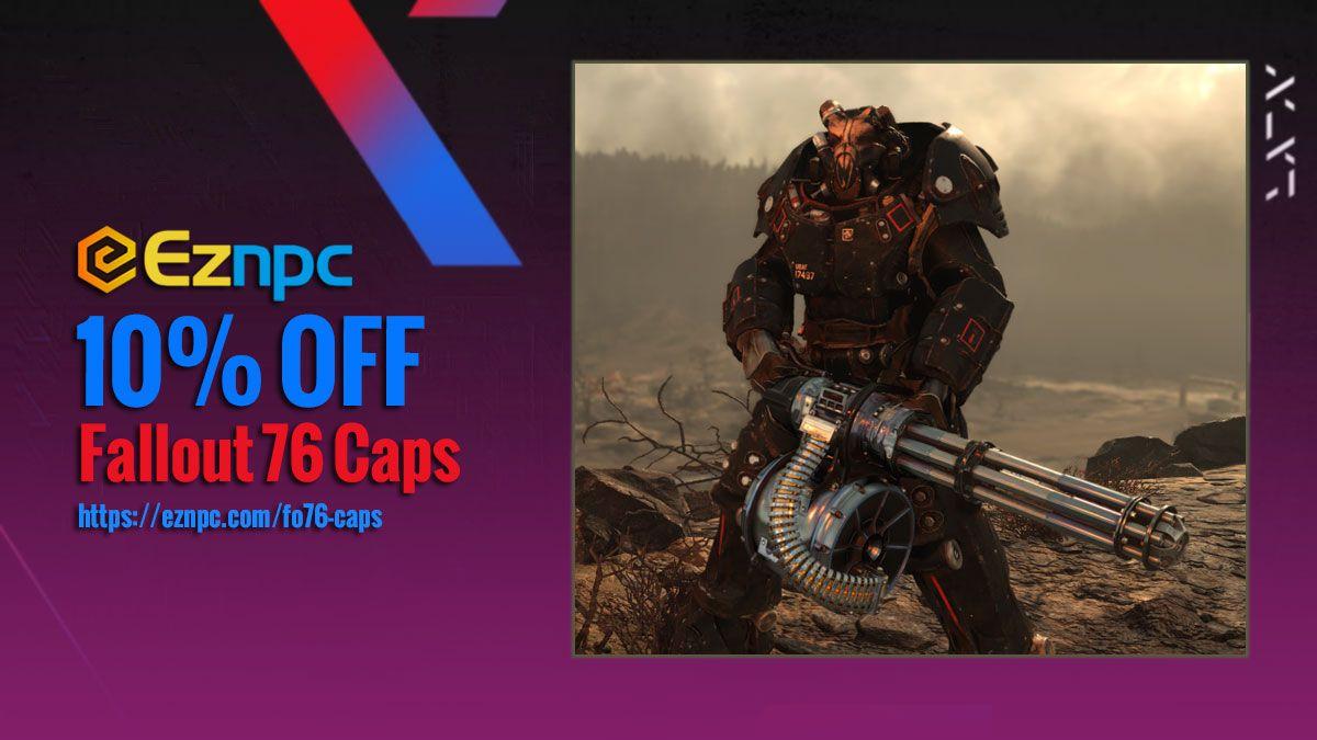 Fallout 76 Caps