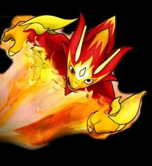 Slugterra Fire Elemental beast form | Slugs