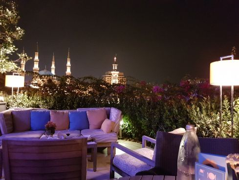 Indigo On The Roof Beirut Outdoor Furniture Sets Outdoor Seating Areas Relax
