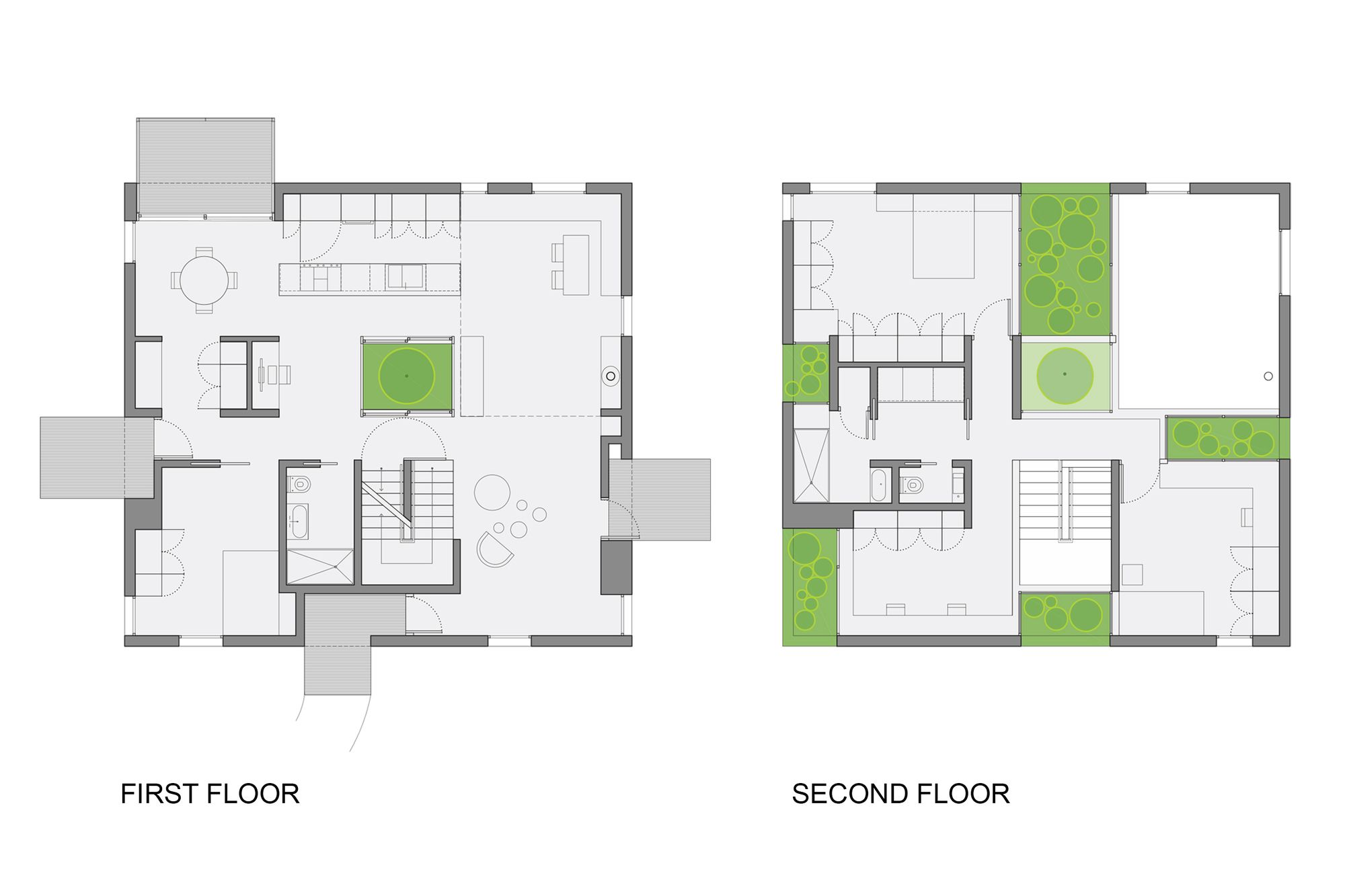Gallery Of Grow Box Merge Architects 16 Floor Plans Design Planning Grow Boxes