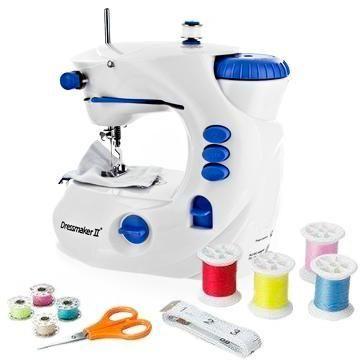 EuroPro 40 Sewing Center Machine Dressmaker II With 40 Pc Best Dressmaker Ii Sewing Machine