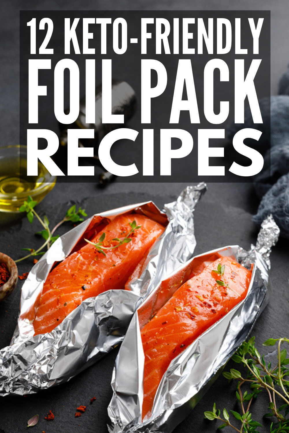 Photo of No Fuss Dinners: 36 Mess-Free Foil Pack Meals You'll Love