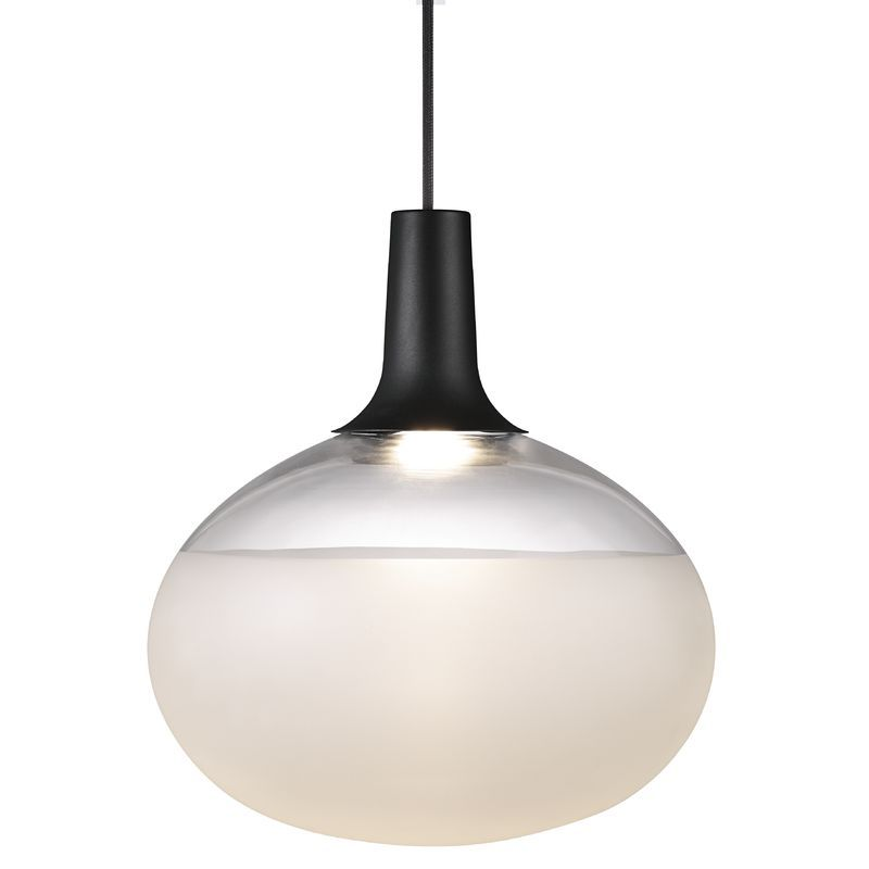 Dee Glass Contemporary LED Ceiling Pendant Lighting 84383003 ...