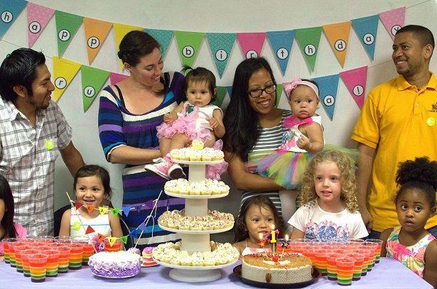 A Mexi Jewish Trini Filipino Birthday Feast In Queens Feast Birthday Joint Birthday Parties