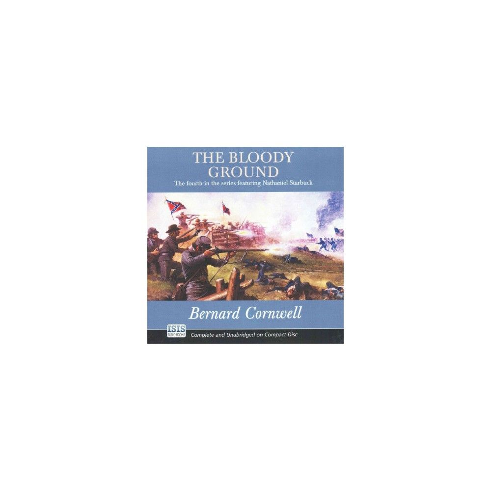 The Bloody Ground (Unabridged) (Compact Disc)