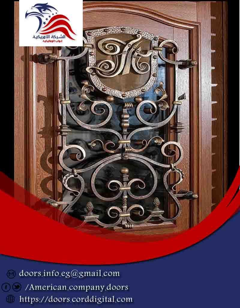 اشكال الابواب المصفحة فى مصر Door Handles Decor Home Decor