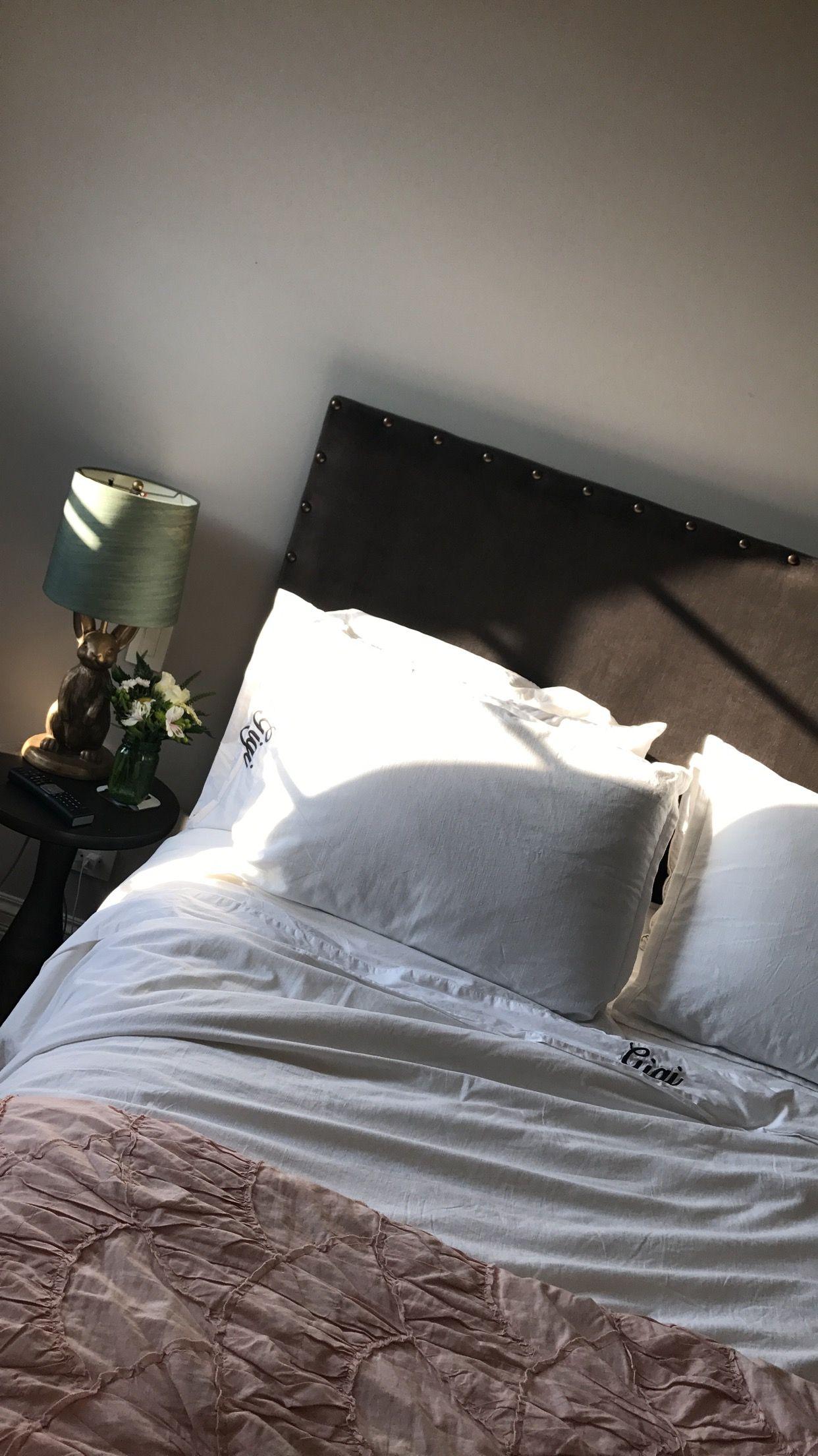 Bedroom goals | Bedroom goals, Bed pillows, Home decor
