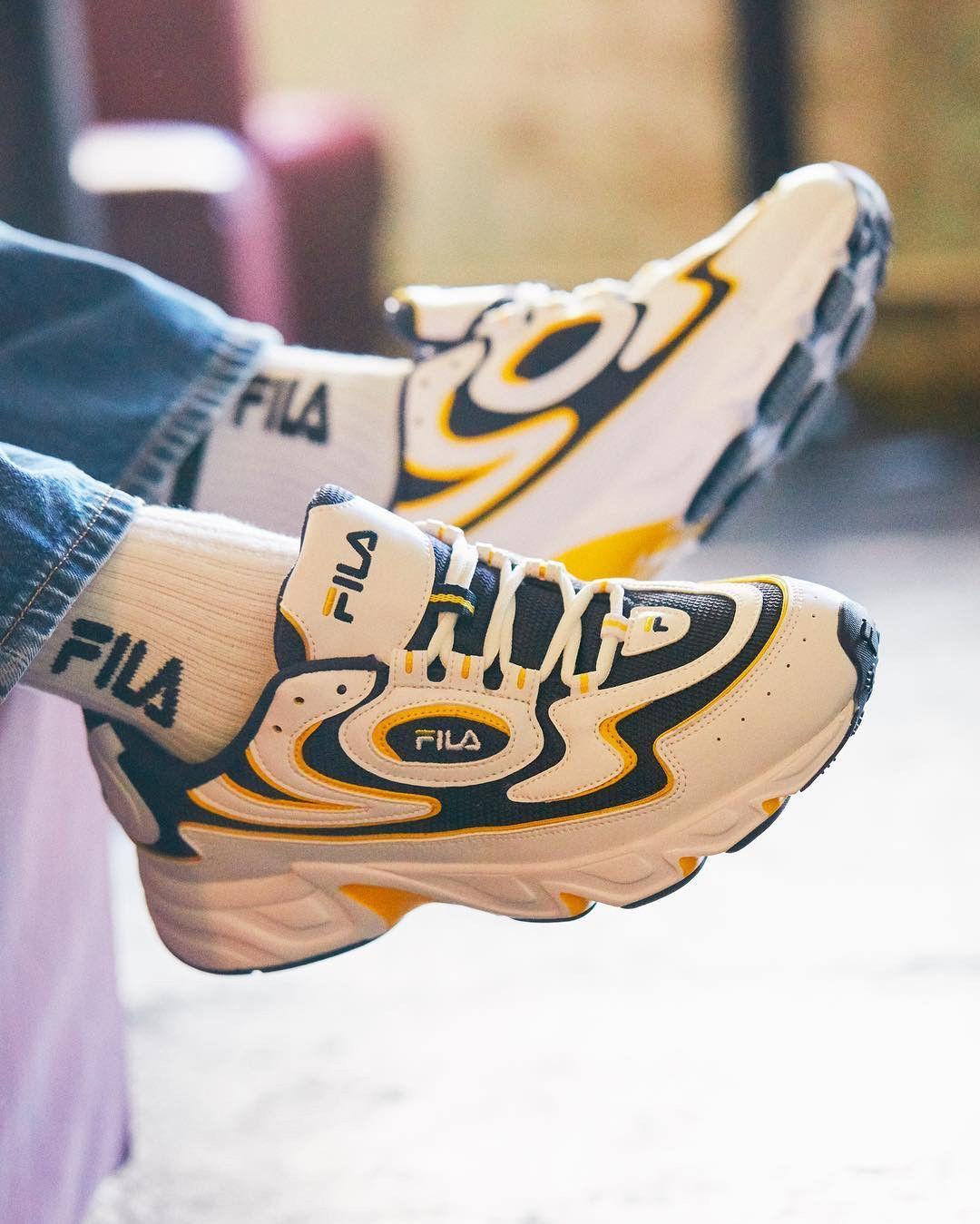 876144c00ca89 FILA s Euljiro Retro Wave Sneaker Is the Ultimate Dad Shoe in 2019 ...