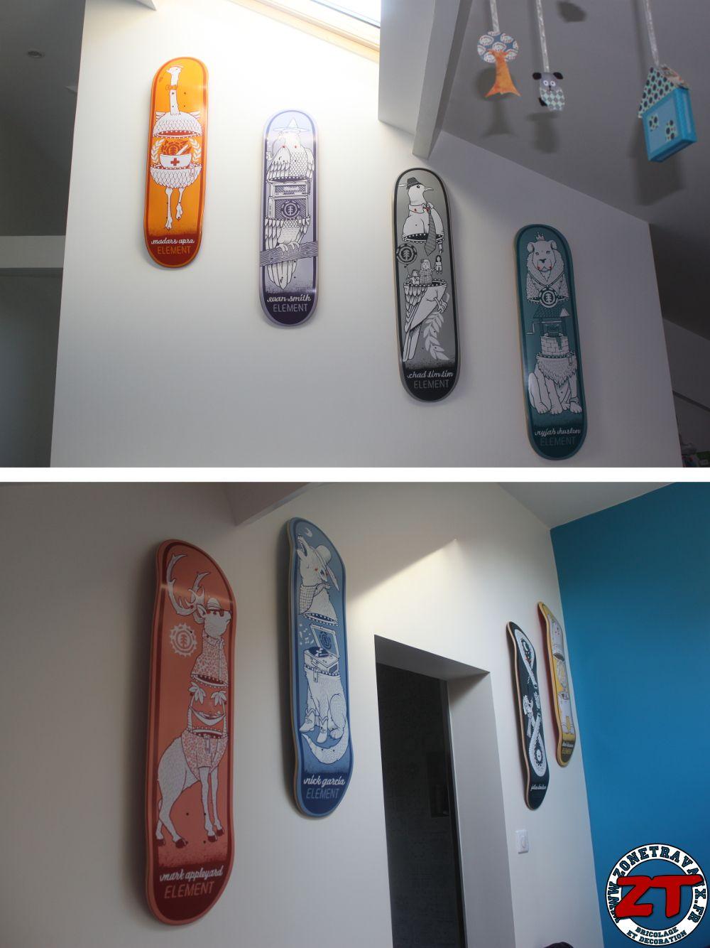 Set de 8 boards #Element - Collection #JeremyFish