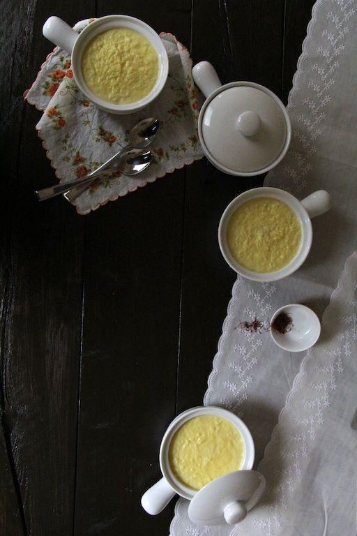 Saffron and Coconut Water Rice Pudding | Bon appétit ...