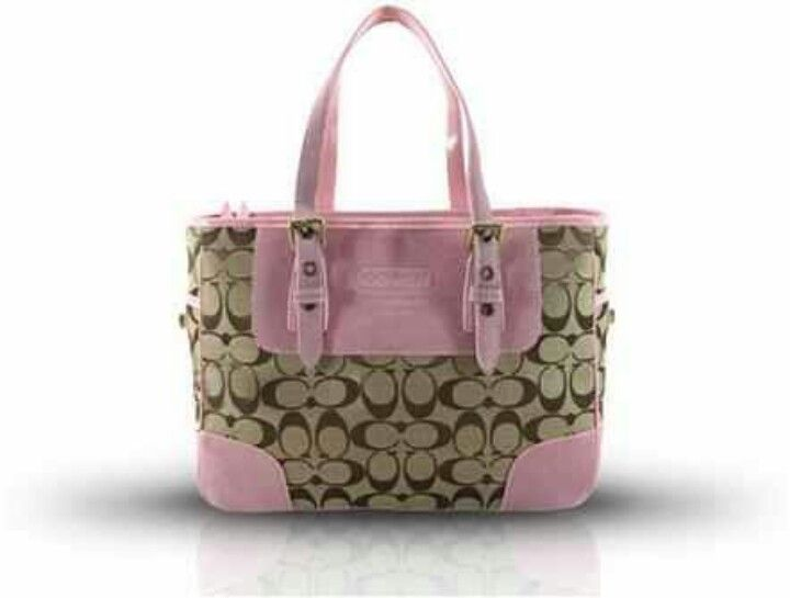 Explore Pink Coach Purses Mcm Purse And More
