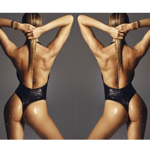 thelist best butts on instagram  poses fit girl