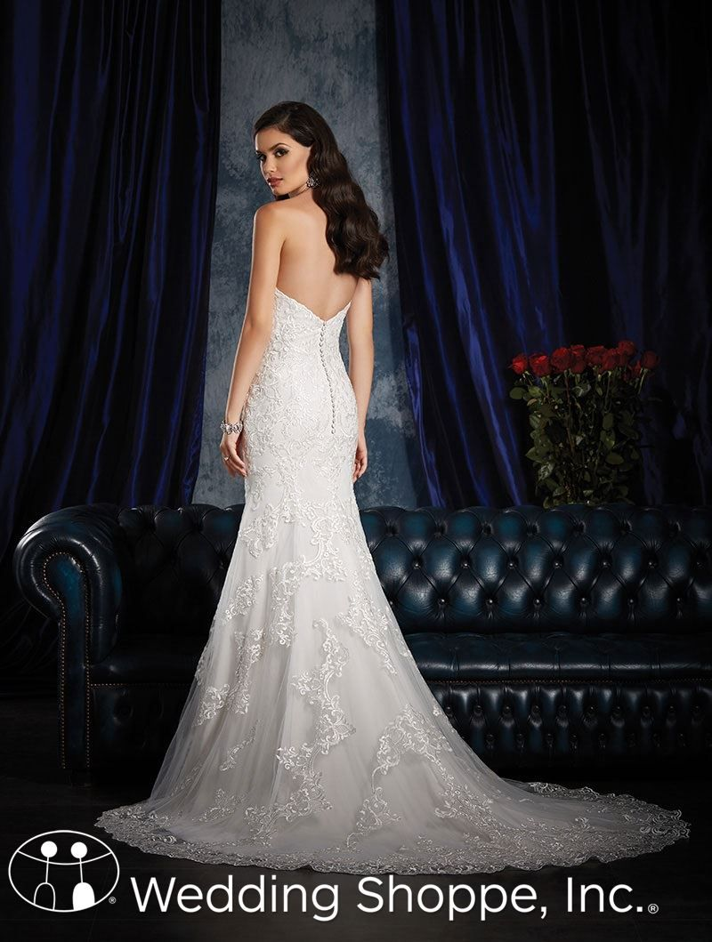 Alfred Angelo Bridal Gown 988 | Wedding Dresses | Pinterest | Alfred ...