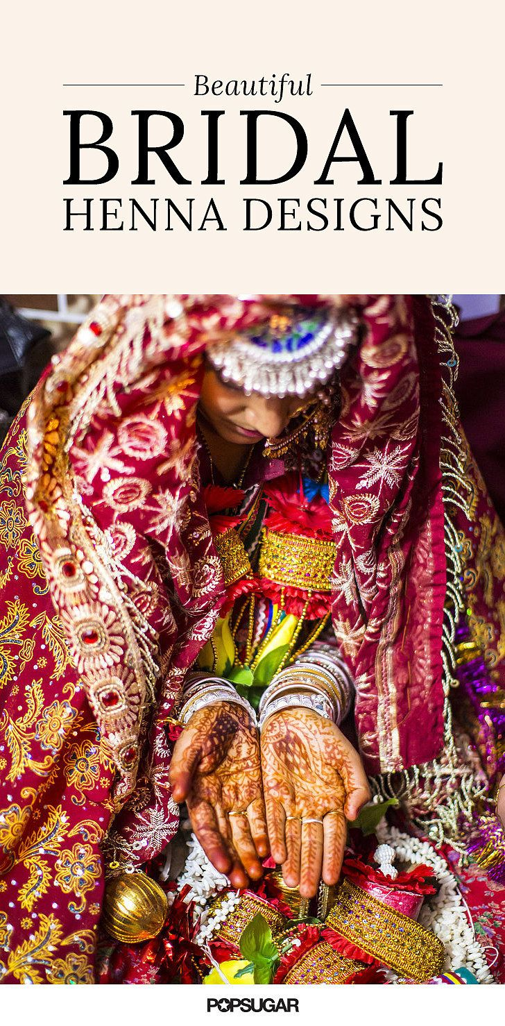 30 Stunning Mehndi Ideas to Inspire Your Wedding Henna | Mehndi and ...