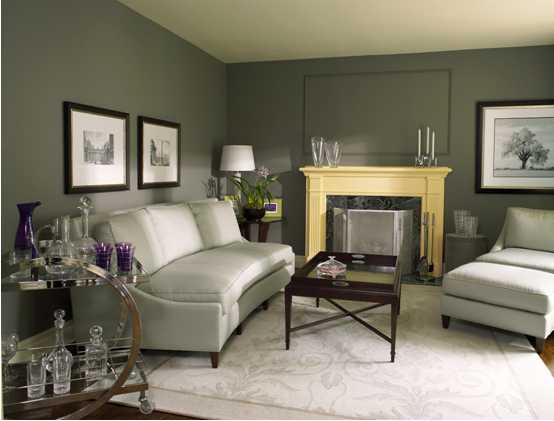 the best benjamin moore paint colours for a south facing exposure