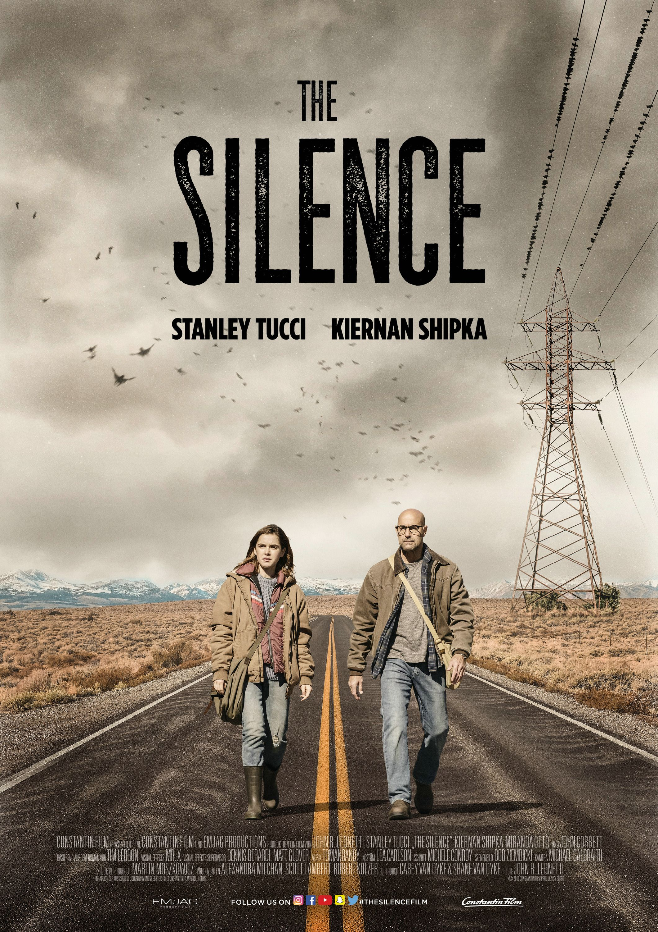 The Silence (2019) | Full movies, Marvel movie posters, Streaming ...