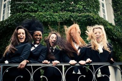 Virulentignis Gallagher Girls Boarding School Aesthetic Boarding School