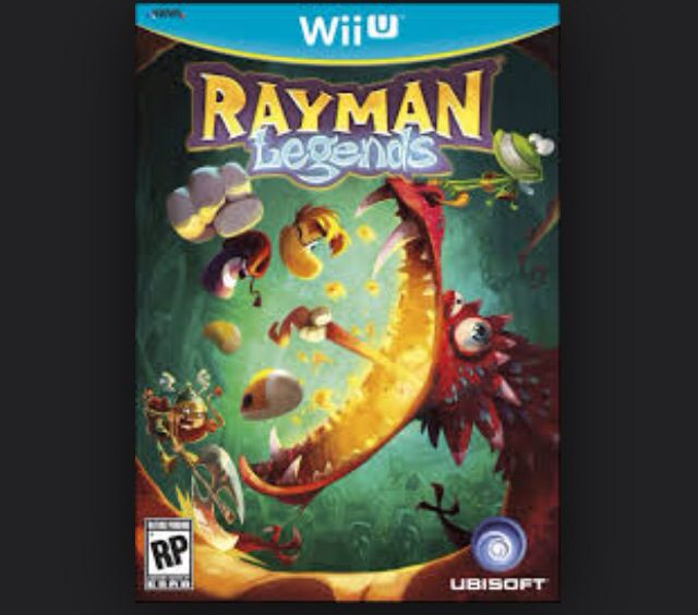 Pin By Charismatickilljoy On When I Was Younger With Images Rayman Legends Wii U Xbox One Games