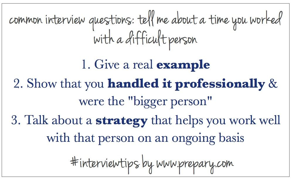 Common Interview Questions Time when youu0027ve worked with a - interview question