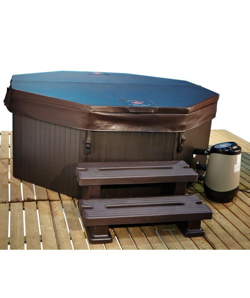 Buy Canadian Spa Co Muskoka PlugPlay Portable 6 Person Hot Tub at ...
