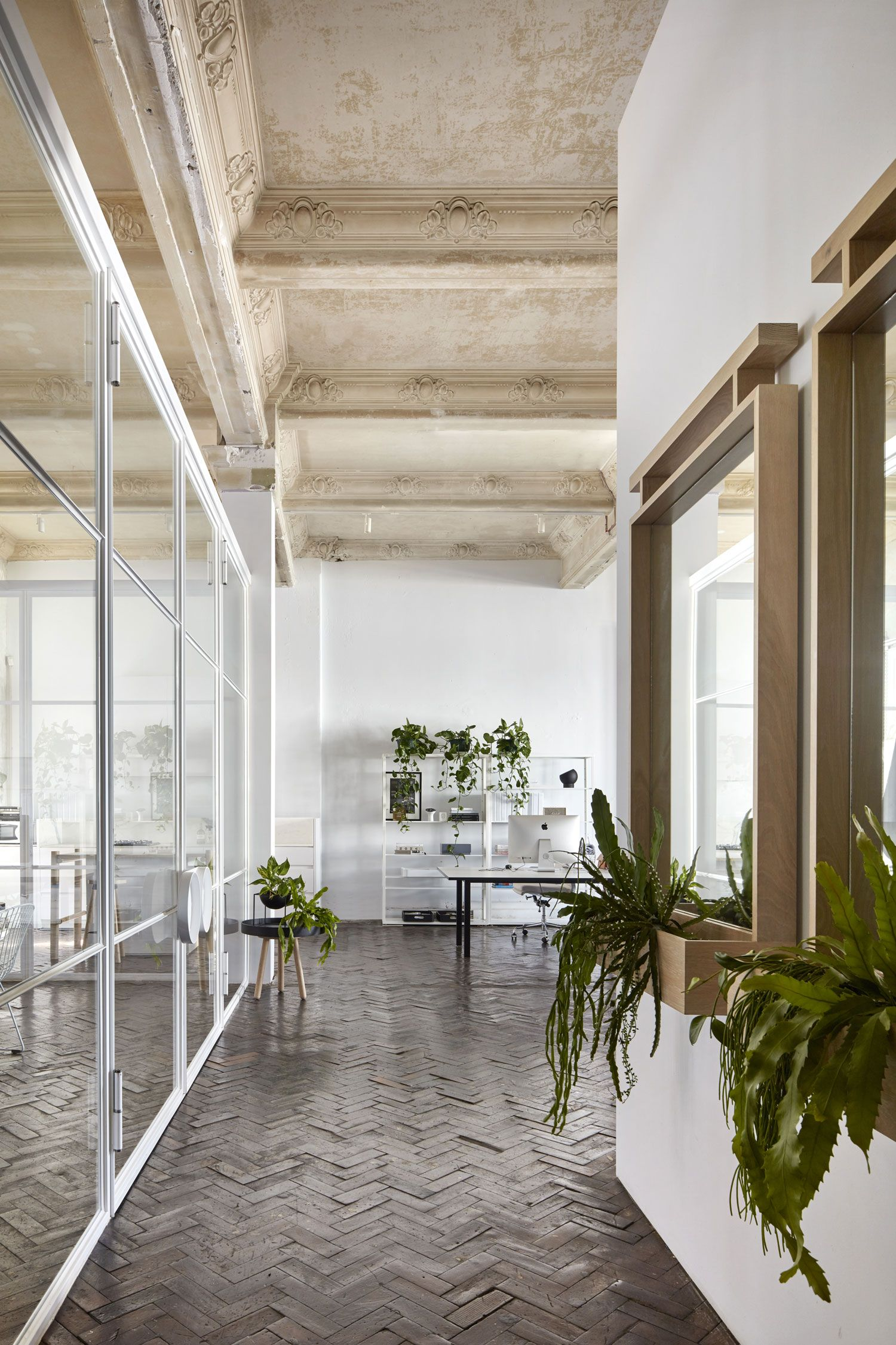 Melbourne Based Interior Design Studio The Stella Collective Has Set Up Their Office