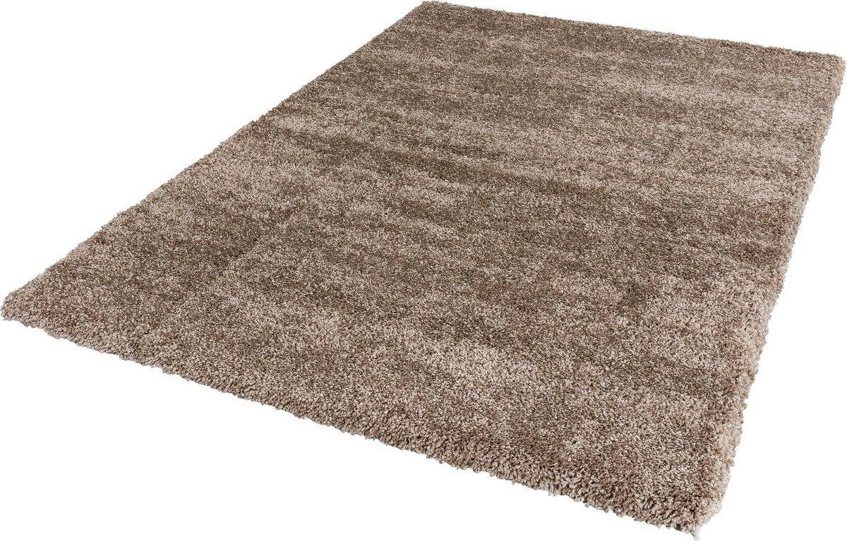 Hochflor Teppich Savage 190 Schoner Wohnen Kollektion Rechteckig Hohe 45 Mm Wunschmass Online Kaufen Hochflor Teppich Teppich Schoner Wohnen