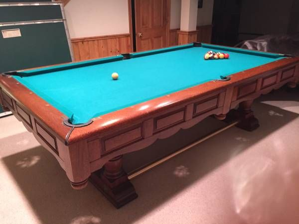 Pro Brunswick Prestige Used Pool Tables For Sale Prices Vary - Brunswick richmond pool table