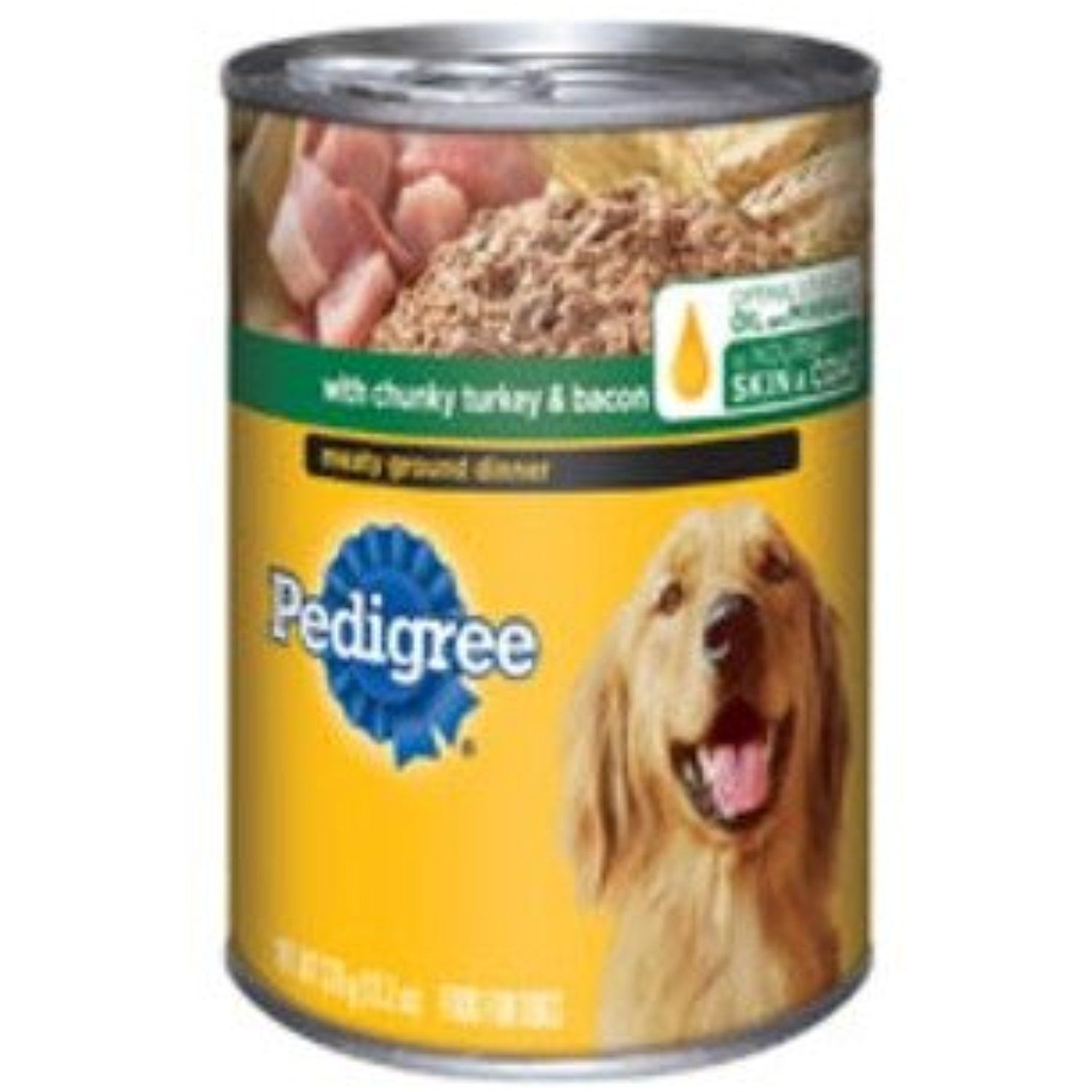 Pedigree 24 Piece Chunky Turkey And Bacon Pet Treat You Can Click On The Image For Add Dog Food Recipes Healthy Dog Food Recipes Dry Dog Food