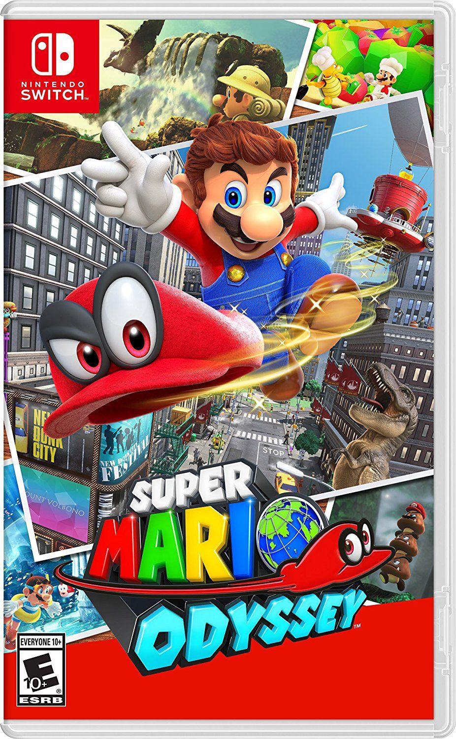 Get The Super Mario Odyssey Game For Nintendo Switch Only For 58 95 On Amazon Get It Know Nintendo Switch Super Mario Nintendo Switch Games Super Mario Party