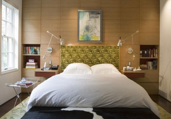 bedside lighting ideas pendant lights and sconces in the bedroom - Bedside Lighting Ideas