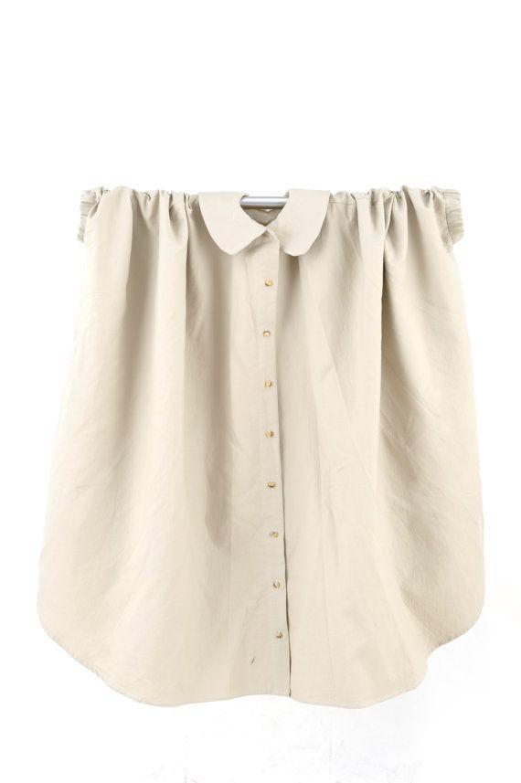 Love this Japanese influenced Israeli based design duo dress. Oversized by StellaandLori on Etsy, $160.00