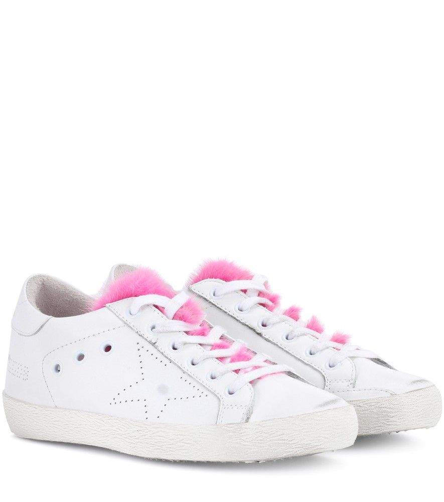 Pink Tennis sneakers Golden Goose mChh05D0iN