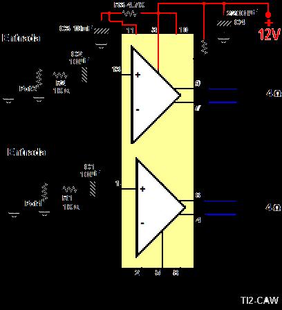 amplificador tda8560q amps pinterest audio arduino and rh pinterest com
