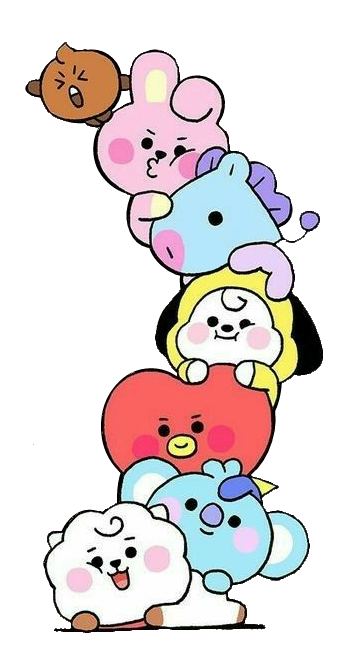 Search for Baby BT21 Stickers
