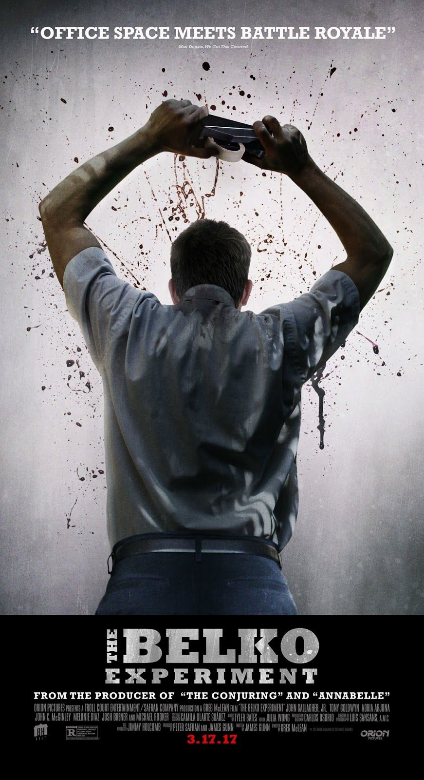 Brief Thoughts The Belko Experiment Full movies online