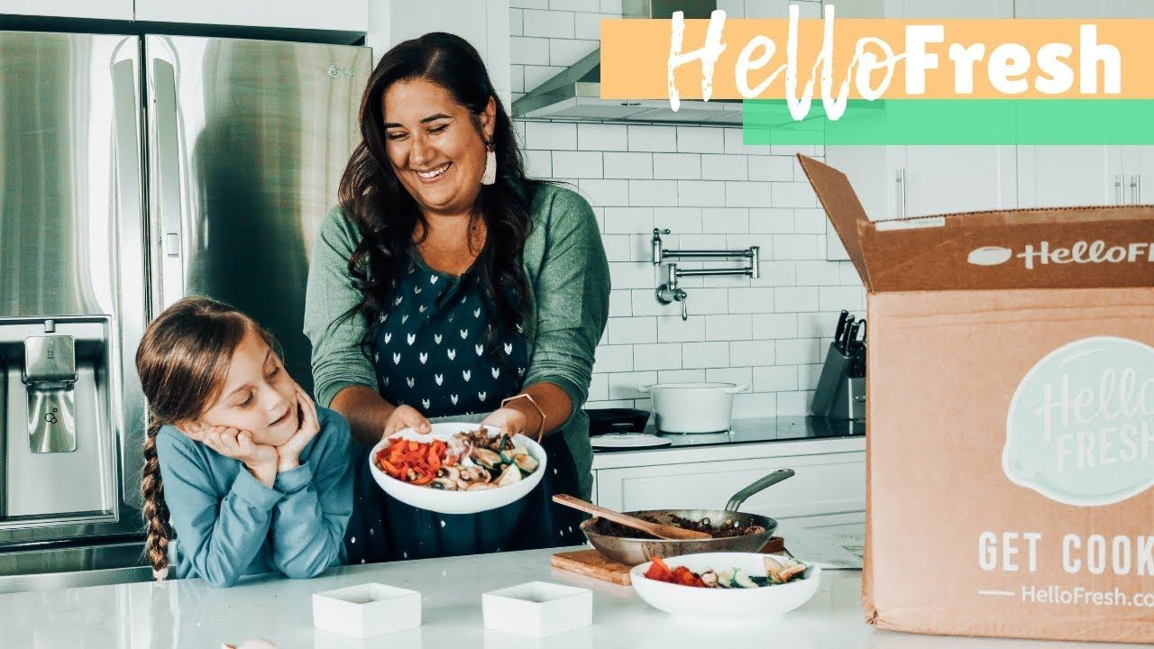 Hellofresh Meal Mommy And Me Cooking Class Plus Six Free Meals Hello Fresh Recipes Cooking Classes For Kids Hello Fresh