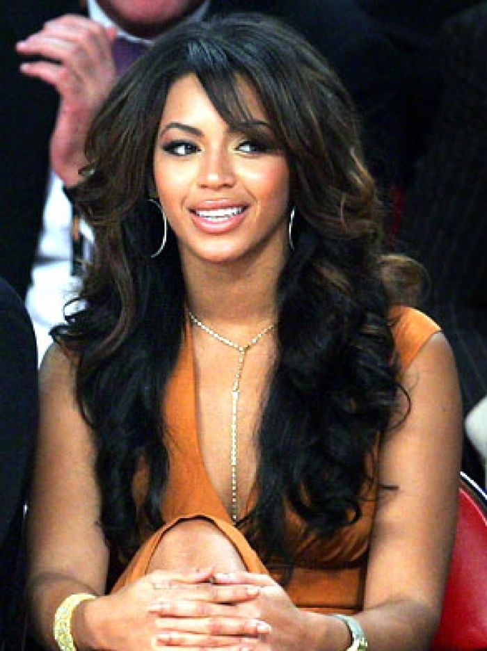 hair Beyonce long black
