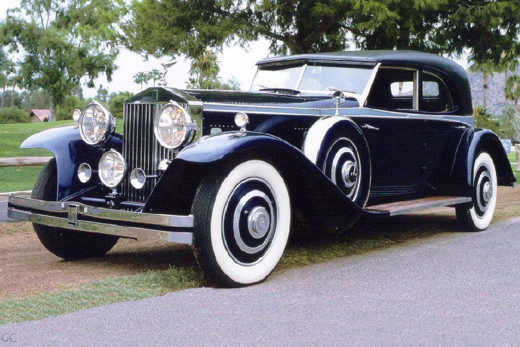Brewster Rolls Royce Phantom Ii Newmarket Sport Sedan Rolls