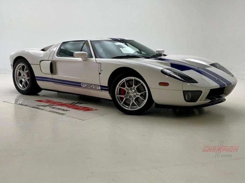 2005 Ford Gt Mustangclassiccars With Images Ford Gt
