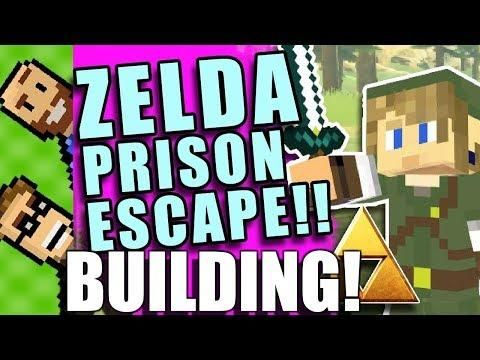 LINK BUILDS THINGS Links Prison Escape Minecraft Server - Minecraft prison escape spielen
