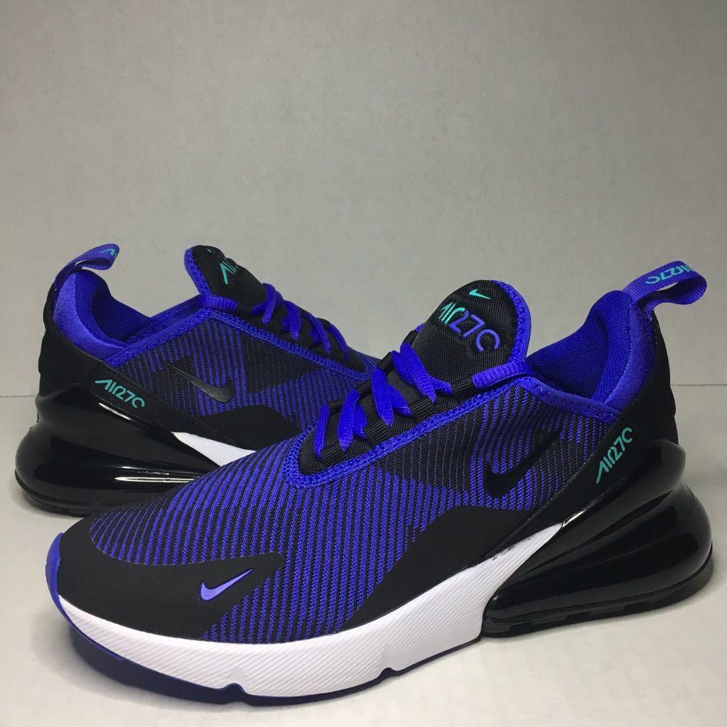 Nike Shoes | Nike Air Max 270 Persian Violet | Color: Black