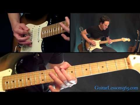 Sharp Dressed Man Guitar Lesson - ZZ Top - Famous Riffs - YouTube ...